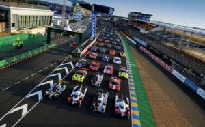 C'est la photographie officielle des 24 Heures du Mans 2020
