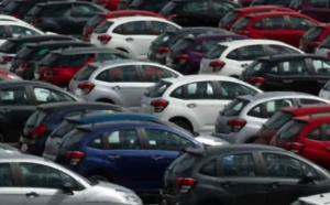 Marché auto 2020 à La Réunion: 28 864 immatriculations, soit une baisse de 13,67%