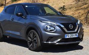 Nissan Juke nouvelle génération: audacieux et connecté