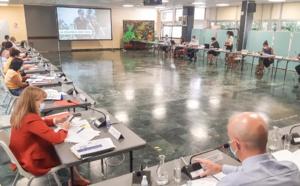 Réunion du Conseil Local de Sécurité et de Prévention de la Délinquance
