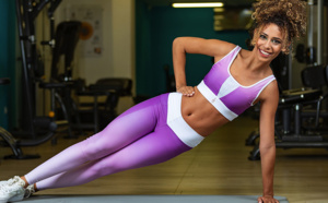 Lyna Boyer: Miss Réunion 2020, adepte du crossfit, à l'assaut du Piton des Neiges