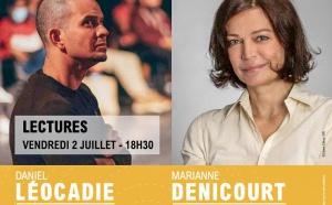 Festival Culturissimo: Marianne Denicourt et Daniel Léocadie à La Réunion