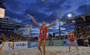 Beach tennis: l'Open International des Brisants fin octobre
