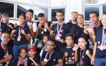 25 médailles dont 8 en or pour les jeunes du Kibio Boxing Club du Chaudron!