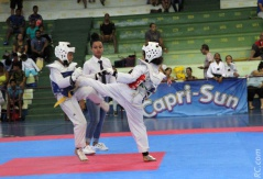 Taekwondo à Michel Debré